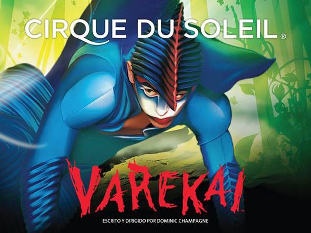 El Cirque du Soleil presentará Varekai en México