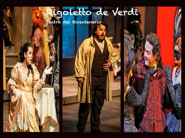 Rigoletto de Verdi, en agosto en el Teatro del Bicentenario