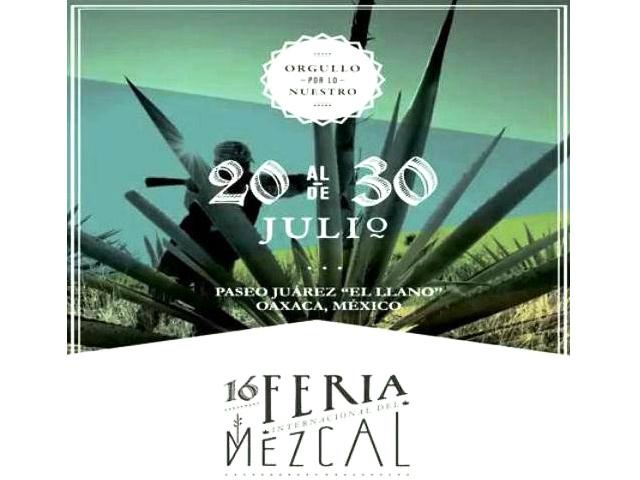 XVI Feria Internacional del Mezcal Oaxaca 2013