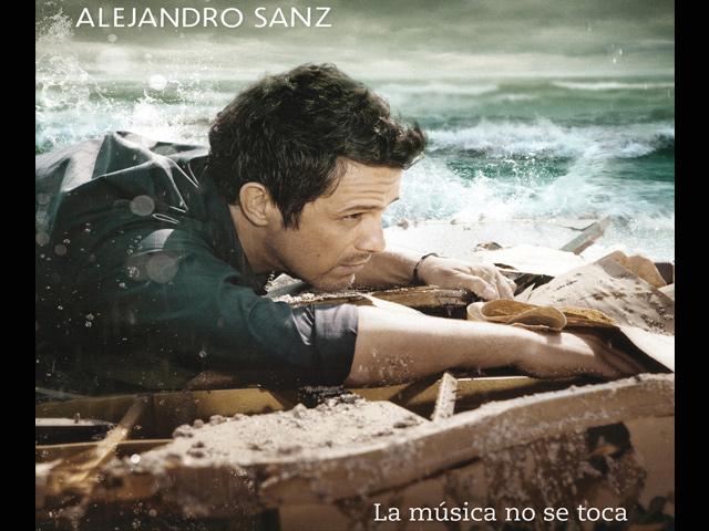 """Alejandro Sanz presentará su gira """"La Música no se toca"""" en México"""