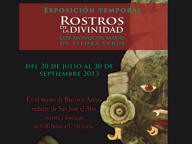 Exposición Rostros de la Divinidad, ahora en Campeche