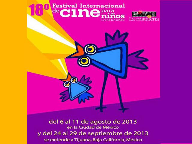 18º Festival Internacional de Cine para Niños
