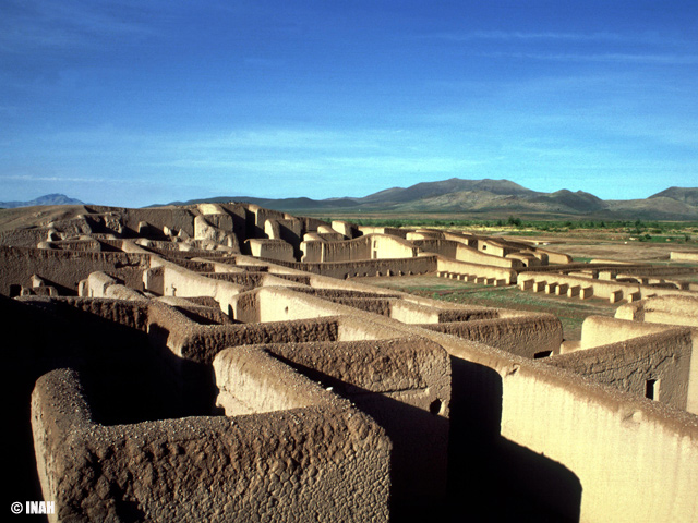 Zona Arqueológica de Paquimé y su Museo de Sitio
