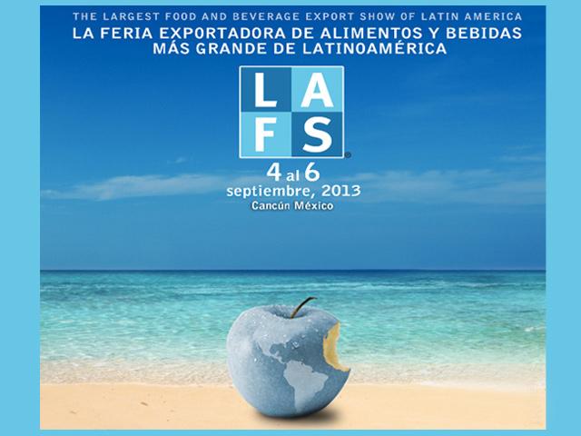 8a. edición del Latin American Food Show 2013 en Cancún