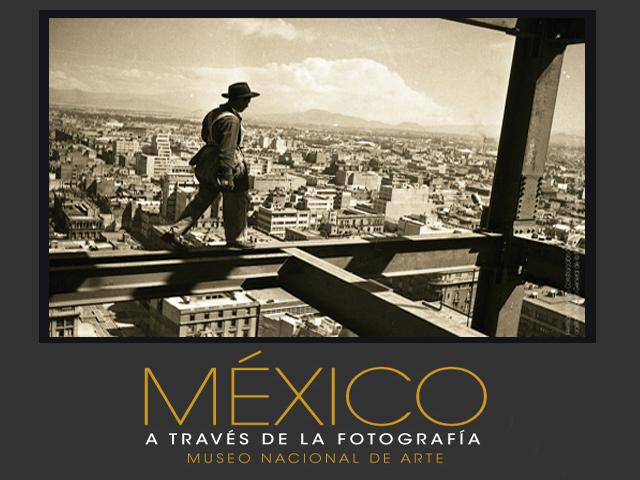 México a través de la fotografía, nueva exposición del MUNAL
