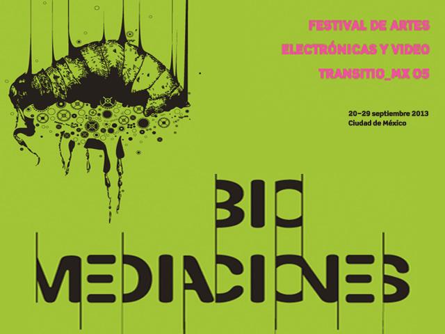 Transitio MX 05: Festival de Artes Electrónicas y Vídeos
