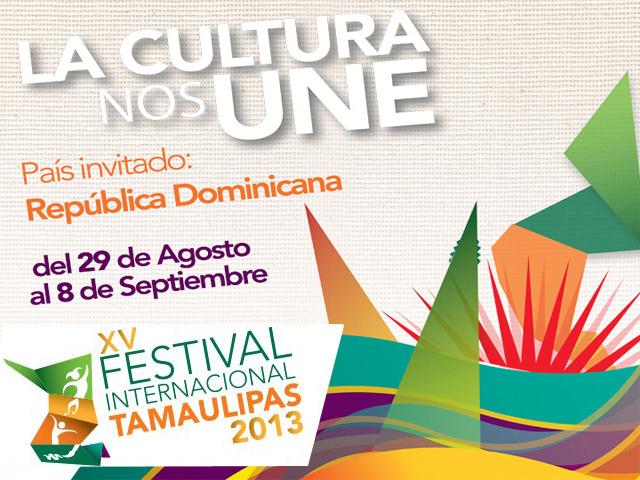 XV Festival Internacional de Tamaulipas 2013