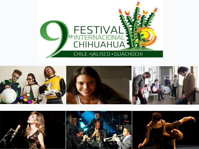 Hoy inicia el 9º Festival Internacional Chihuahua 2013