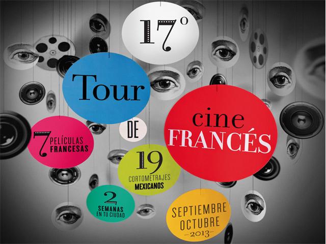 17º Tour de Cine Francés en México y Centroamérica