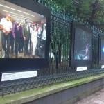 Exposición fotográfica de Lucha Libre en la Galería Abierta de Chapultepec