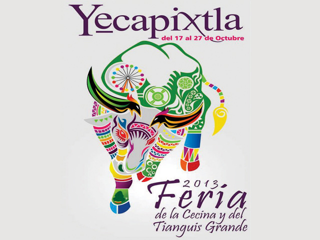 XXIII Feria de la Cecina y Tianguis Grande de Yecapixtla, Morelos