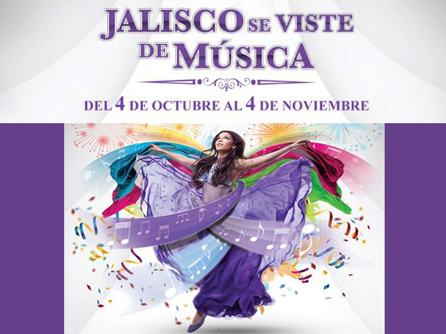 Fiestas de octubre 2013 en Guadalajara, Jalisco