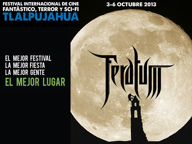 Feratum: Festival Internacional de cine fantástico, terror y Sci-Fi
