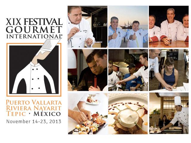 Festival Gourmet Internacional Vallarta-Riviera Nayarit 2013