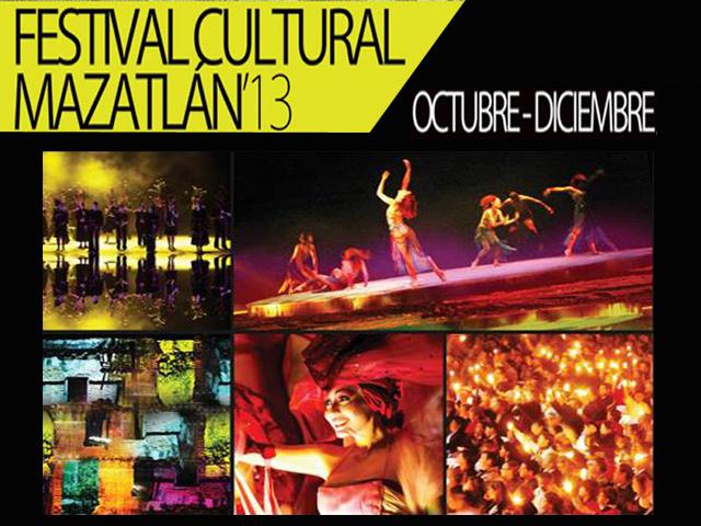Programa del Festival Cultural de Mazatlán 2013