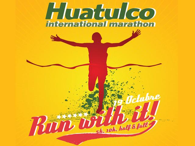 Maratón Internacional de Huatulco 2013