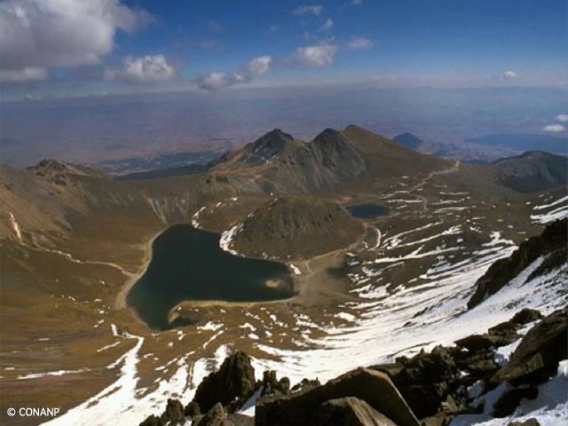 El Nevado de Toluca ya no es Parque Nacional