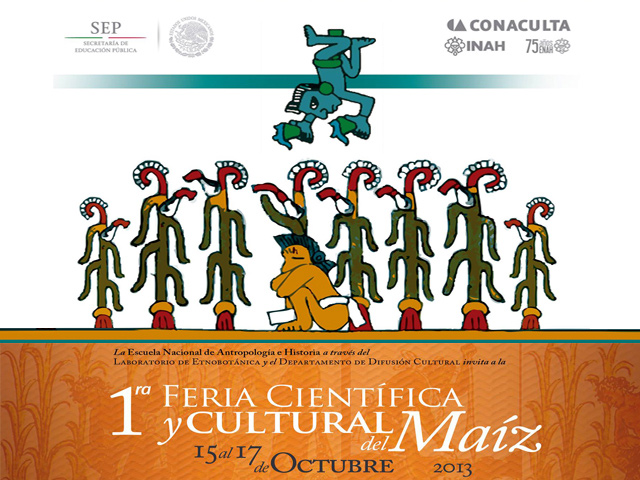 1a Feria científica y cultural del maíz en el D.F.