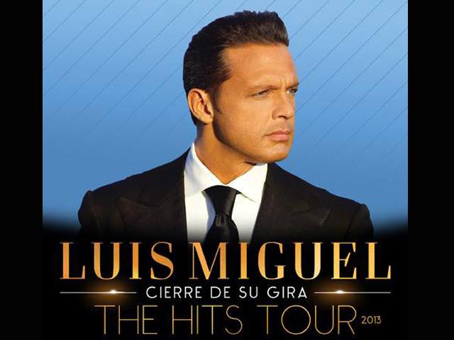 Luis Miguel trae The Hits Tours en diciembre a México