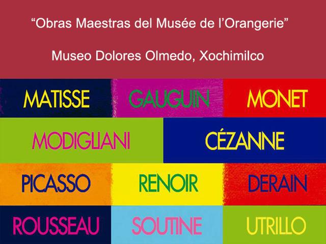 Museo Dolores Olmedo exhibe obras maestras del Impresionismo