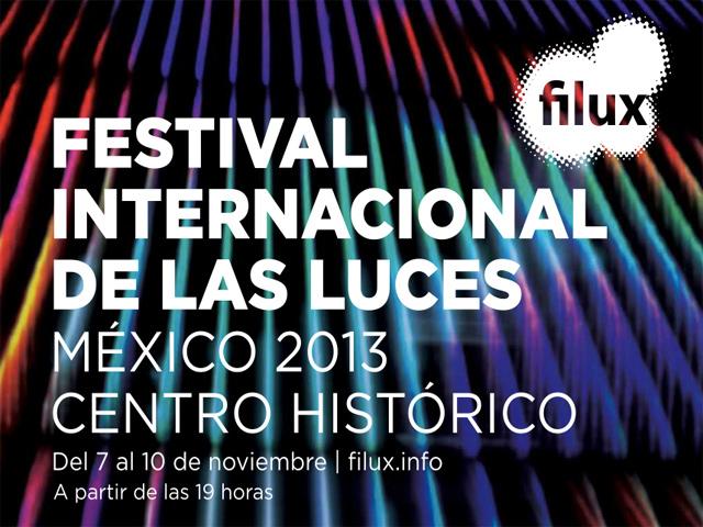 Festival Internacional de las Luces, México 2013 Centro Histórico