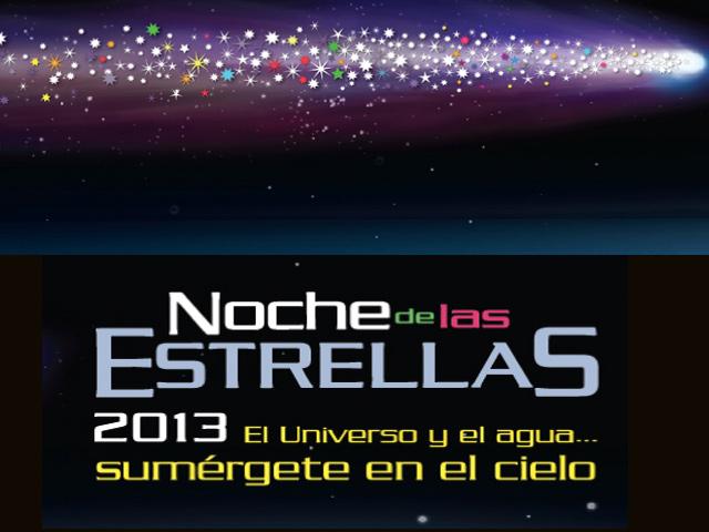 Noche de las estrellas 9 de noviembre 2013 en México
