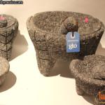 Molcajetes elaborados en el estado de Guanajuato