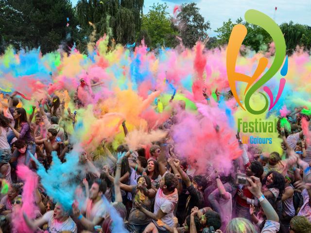 Holi Festival Of Colours 2013, ¡por primera vez en México!