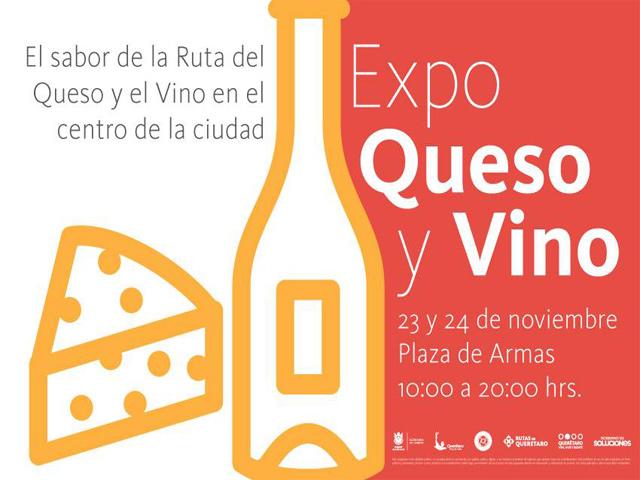 Expo Queso y Vino 2013 en la ciudad de Querétaro