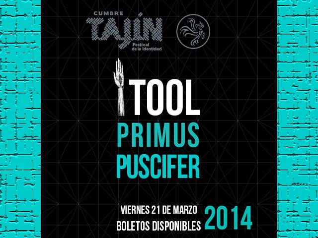 Cumbre Tajín 2014 anuncia primeros artistas confirmados