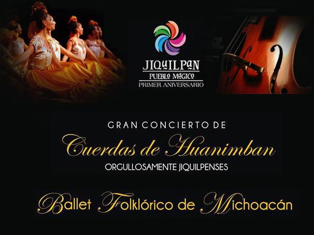 Jiquilpan de Juárez celebra su 1º año como Pueblo Mágico