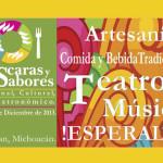 2º Festival Máscaras y Sabores en Jiquilpan