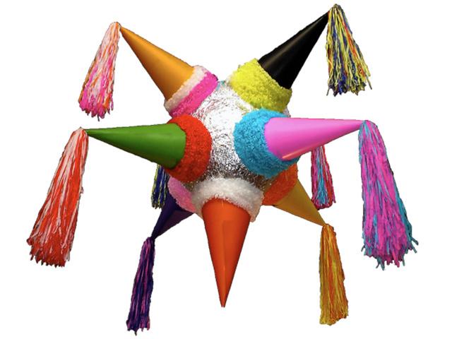 Tradición y simbología religiosa de la piñata en México