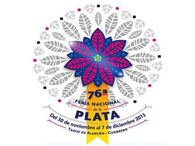 Programa de eventos Feria Nacional de la Plata 2013 en Taxco