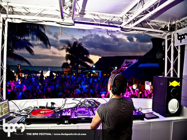 Festival BPM 2014: diez días de Dance Music en Playa del Carmen