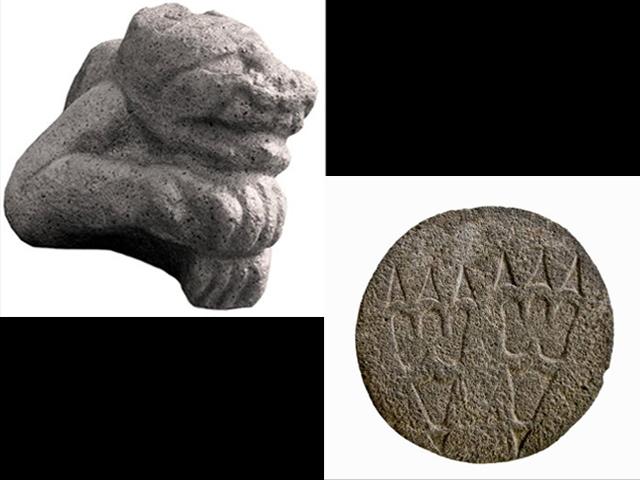 Hallan piezas olmecas de tres mil años de antigüedad en Veracruz