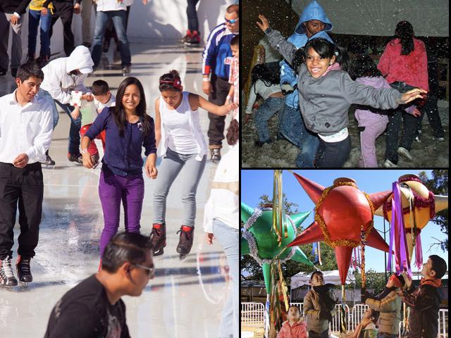 Festival Navideño y Concurso Navideño de Talentos 2013 en Oaxaca