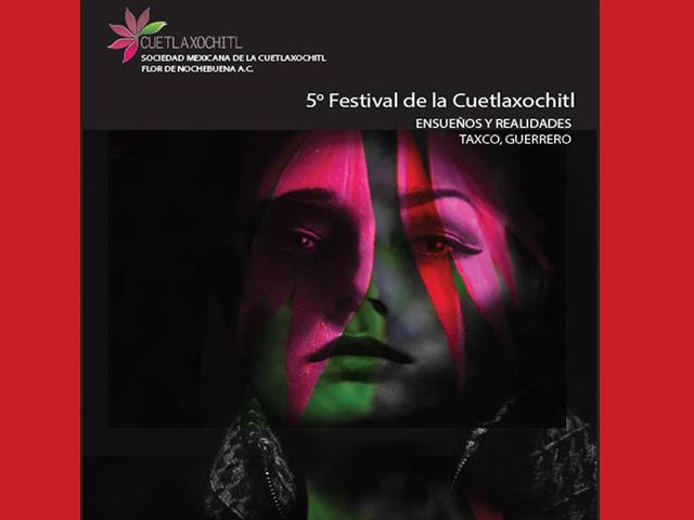 Festival de la Cuetlaxóchitl 2013 'Ensueños y Realidades' en Taxco