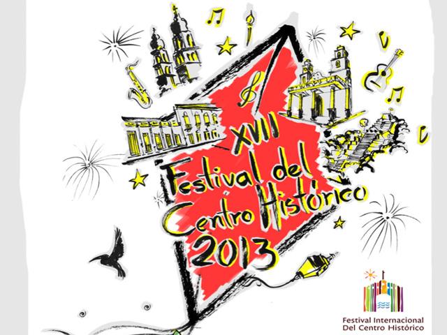 Festival Internacional del Centro Histórico de Campeche 2013