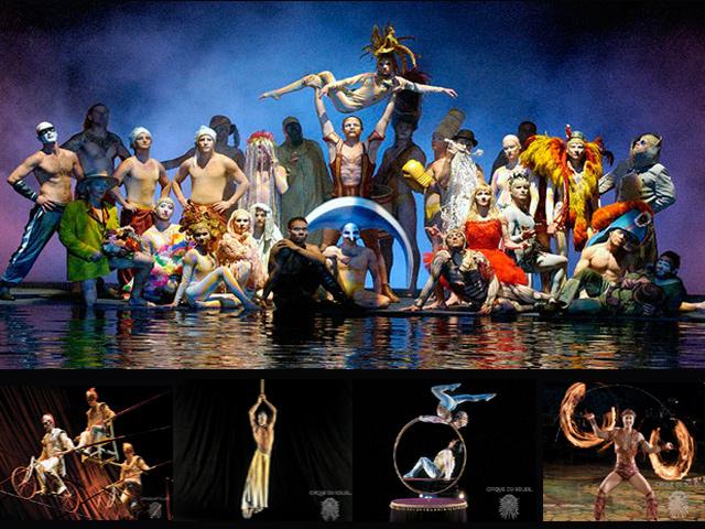 En 2014, el Cirque du Soleil tendrá un teatro en la Riviera Maya