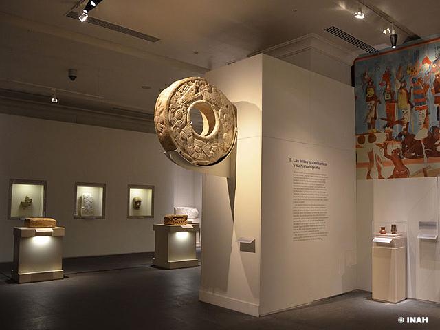 """Inauguran """"Mayas Revelación de un tiempo sin fin"""" en el Palacio Nacional"""