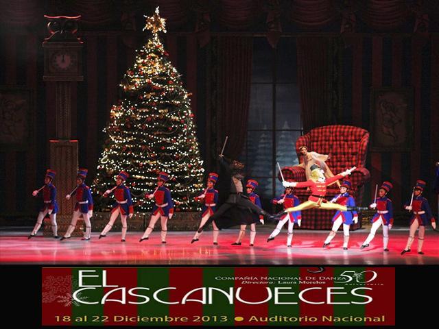 El Cascanueces: Diciembre 2013 en el Auditorio Nacional