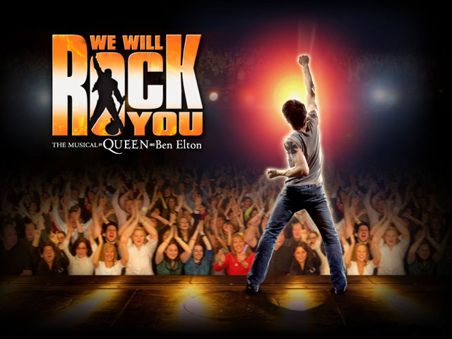 We Will Rock You, el musical de Queen & Ben Elton llega a México