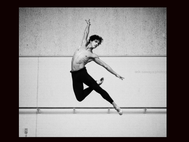 El mexicano Isaac Hernández nombrado Primer Bailarín del Ballet Nacional de Holanda