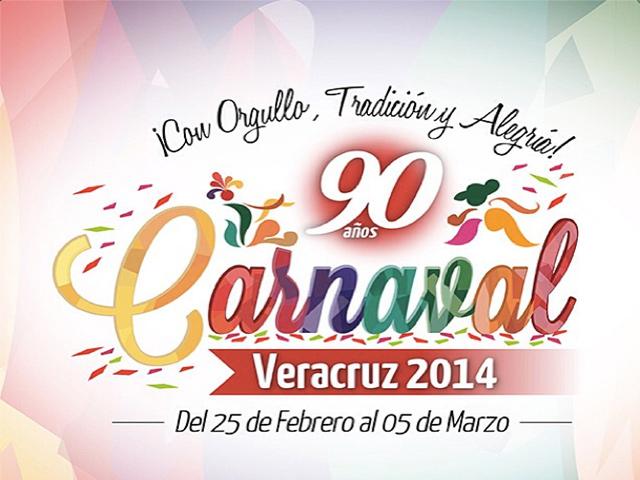 Eventos del Carnaval de Veracruz 2014
