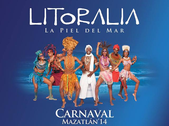 Eventos y Conciertos del Carnaval de Mazatlán 2014