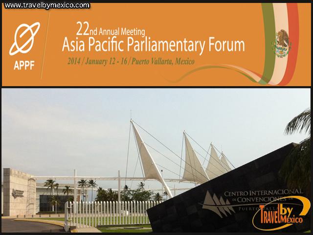 Puerto Vallarta: sede del 22º Foro Parlamentario Asia-Pacífico