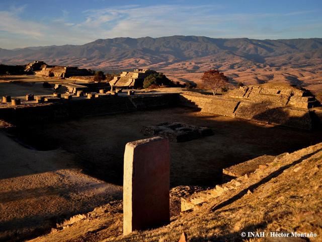 Monte Albán: sitio arqueológico con el mejor plan de manejo del planeta