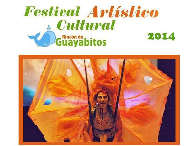 9º Festival Artístico Cultural Rincón de Guayabitos 2014