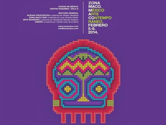 ZONA MACO 2014, Feria de Arte Contemporáneo de México